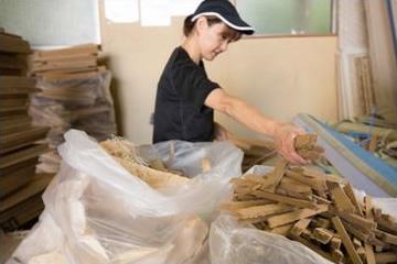 エコ活動~人にも地球にも優しく…畳のリサイクル~